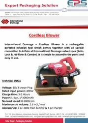 Electronic Inflator Tool Cordless