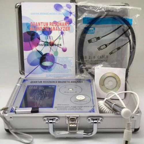 Full Body Health Analyzer Machine 5g, 49 Body Tests