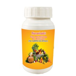 Navashakti Zinc Solubilizing Biofertilizer, Packaging Type: 500ML