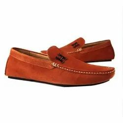 Leather Mens Casual Loafer Shoes, Packaging Type: Box