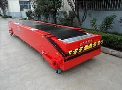 Telescopic Belt Conveyor System