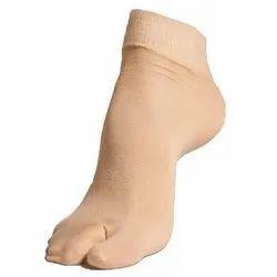 Ladies Thumb Cotton socks