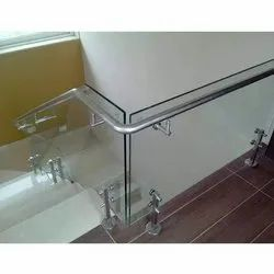 Home Tempered Glass Railing