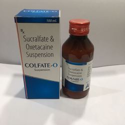 Sucralfate with Oxetacaine