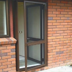 Netlon Aluminium Net Door