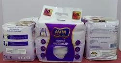 AVM Super Dry Large-Extra Large Pull Up Diapers