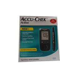 Accu Chek Active Glucometer