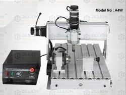 4axis CNC Machine For Soft Materials