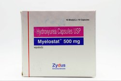 Hydroxyurea 500mg Capsule