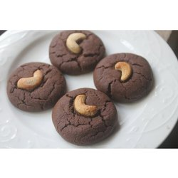 Eggless Chocolate Biscuits
