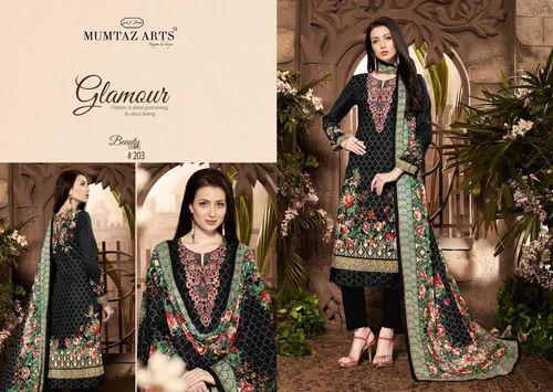 1807b7cfb3 Designer Karachi Suit at Rs 675 /set | Pakistani Lawn Suits ...