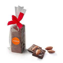 Chokola 250g Almond Mini Chocolate