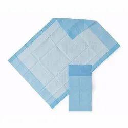 Rectangular Medical Disposable Underpad, Size: 60 X 90 Cm, 10 Pieces
