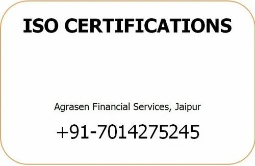 ISO Certification Consultancy Service