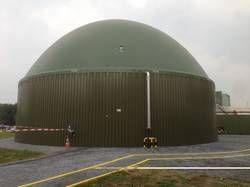 Biogas Cover