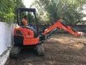 T20 Backhoe Mini Crawler Excavator