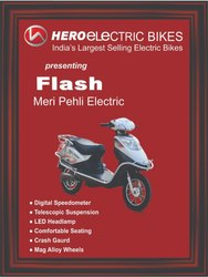 Red Hero Electric Flash, Vehicle Model: E2