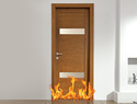 Fire Retardant Door