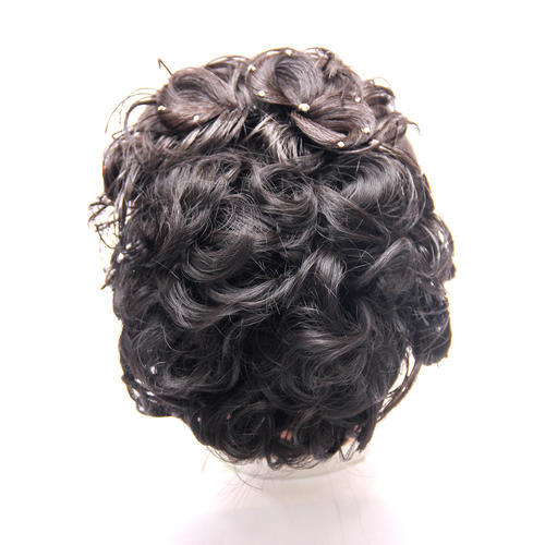 Fancy Hair Juda For For Bride Concept Rs 350 Piece New Fashion