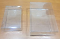 Pvc Transparent Brief Packaging Box