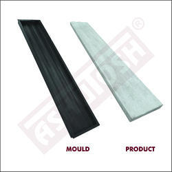 Compound & Wall Moulds 6ft. X 1 Ft. X 2 In.