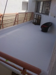 Terrace Waterproof Coating Service