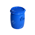 Mitsu Chem 20 Ltr Hdpe Full Open Top Drums