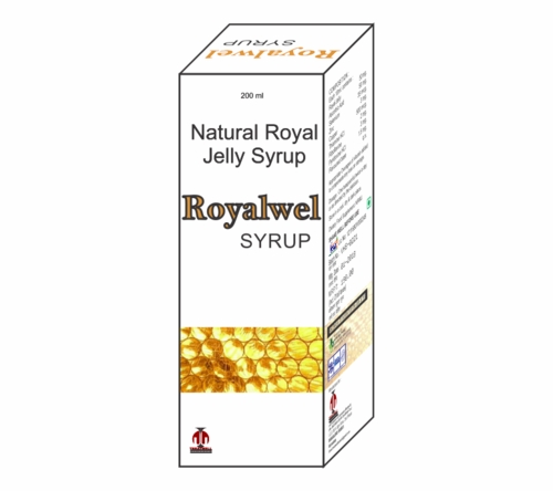Royal Jelly 50 Mg Ascorbic Acid 50mg Selenium 35 Mcg Zinc 3mg Copper 500  Mcg Thiamine 2mg Riboflavin