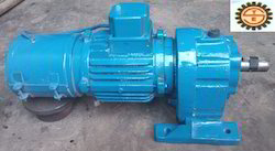 SURYA Three Phase Gear Motor with Brake, For Industrial