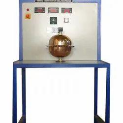 Thermal Conductivity Apparatus In Bengaluru Karnataka Thermal Conductivity Apparatus Price In Bengaluru