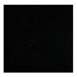 Polished Absolute Black Granite Tile, For Flooring, Thickness: 15-20 mm