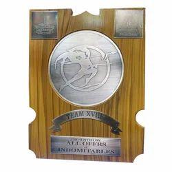 Frame Wooden Trophy