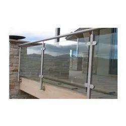 Balcony Glass Railing for Home