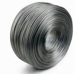 Galvanized Hard Black Wire