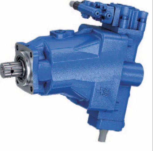 Hydraulic Pump Bosch Rexroth A17VO - Bharat Earth Movers, Jalore