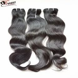 Natural Wavy Remy Human Hair Extension