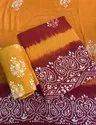 Regular Batik Cotton Salwar Suits