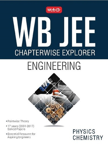 PMT PET Books - WB JEE Chapterwise Explorer Physics and