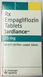 Empagliflozin Jardiance Tablets