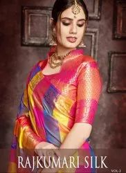 YNF Rajkumari Silk Vol-2 Silk Saree