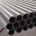 Stainless Steel Matt Finish Pipes