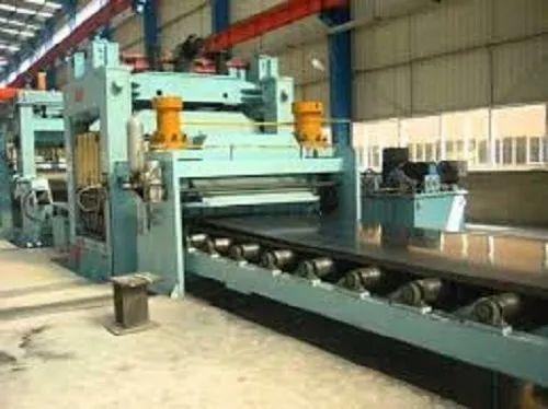 Heavy Duty HR Cut To Length Machine