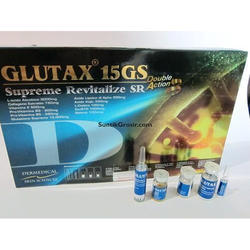 Glutax 15gs Double Action Glutathionw Injections