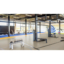 Synthetic Gym Hall Flooring