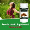 Best Ayurvedic Medicine for Women''s Health - Shatavari 60 Capsule