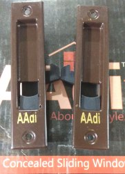 Aadi Metal Sliding Window Lock