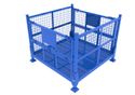 Stakall Ms Collapsible Cage Bin