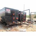 Bitumen Heating And Storage Tanks