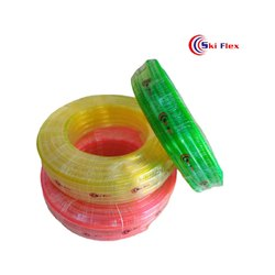 PVC Ski Flex Clear Hose Pipe, For Water, Normal