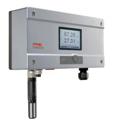 Rotronic HygroFlex8 Humidity & Temperature Transmitter -Wall & Duct Version